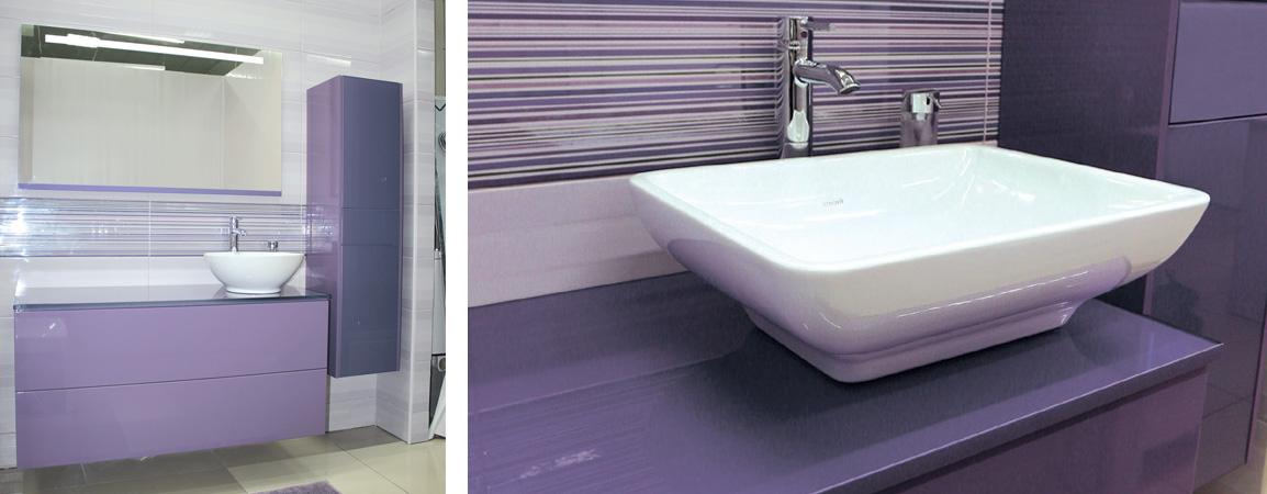 СанЛайн Венеция 120 подвесная тумба со столешницей, мебель для ванной