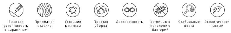 Преимущества мебели для ванной STREET (Россия)