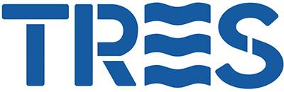 Логотип Tres (Трес) – Смесители из Испании