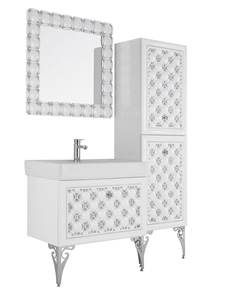 Фотографии Vod-Ok Елизавета мебель для ванной