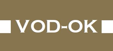 Логотип фирмы Vod-Ok мебель для ванной в магазине SEASAN.RU