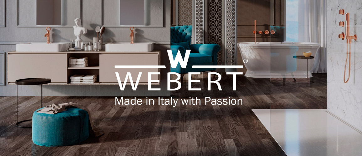 WEBERT - Made in Italy with Passion