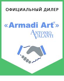 Официальный дилер Armadi Art – производитель мебели для ванной Италия