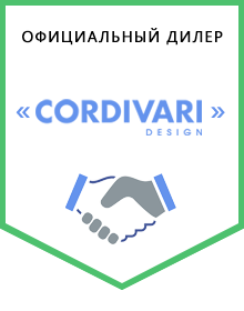 Официальный дилер CORDIVARI – производитель полотенцесушителей для ванной Италия
