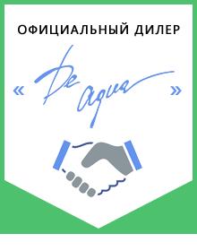 Официальный дилер DeAqua – производитель мебели для ванной (Россия-Германия)
