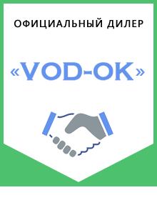 Официальный дилер Vod-Ok – производитель мебели для ванной Россия