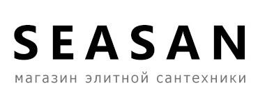Логотип SEASAN.RU магазин элитной сантехники